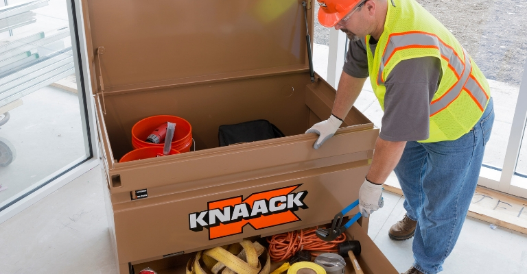 KNAACK 4830-D Raised Chest Floor