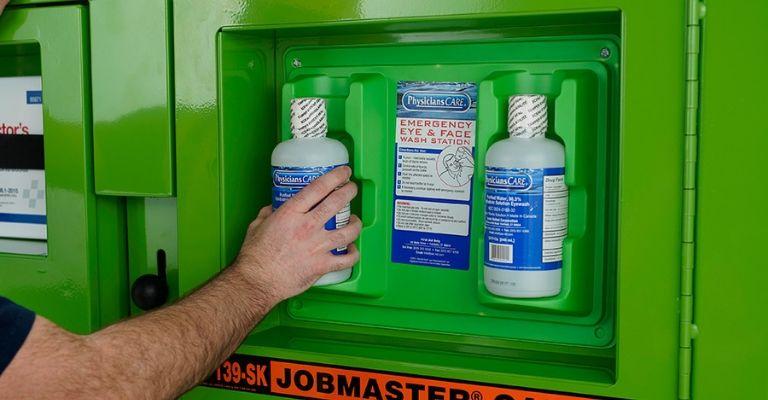 Safety Kage Emergency Storage