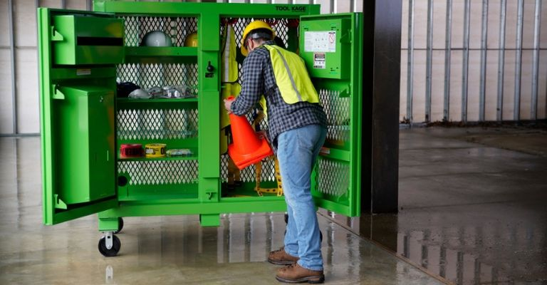 Safety Kage PPE Organization