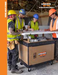 KNAACK Secure Jobsite Storage US Catalog