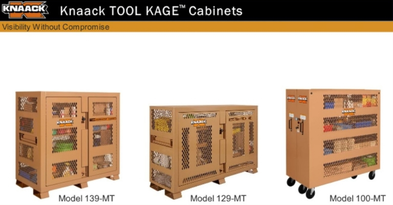 KNAACK Tool Kage Cabinets Online Training