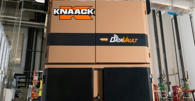 KNAACK DataVault - The first Digital Planning Station