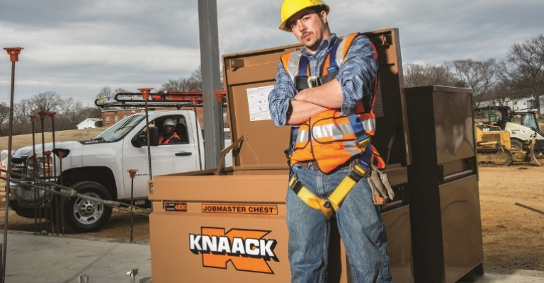 KNAACK - Find the right Jobsite Storage