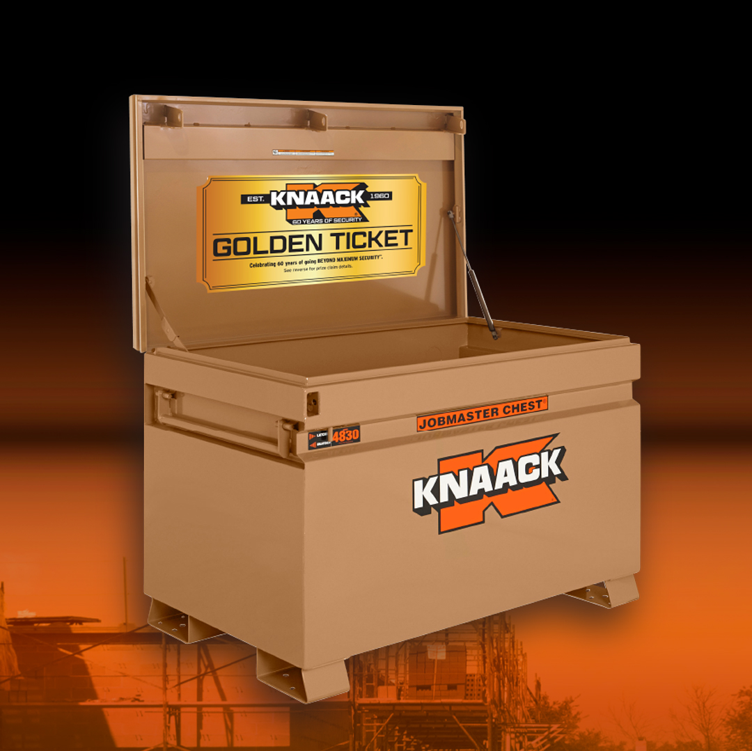 KNAACK Ticket Box